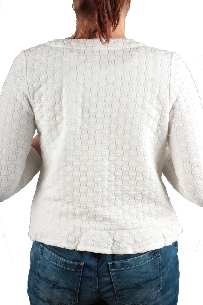 Modische Jacke aus der Kollektion von Street One in offwhite ... 2a604d697ac8