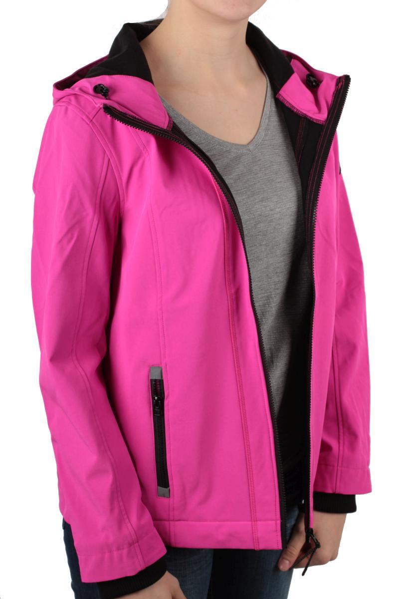 Modische Softshell Jacke aus der Kollektion von Cecil in