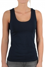 STREET ONE Basic Top Bethy -Gr.wählbar- night blue