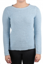 STREET ONE Pullover Leah morning blue