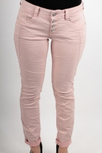 STREET ONE Jeans Crissi pastel rose