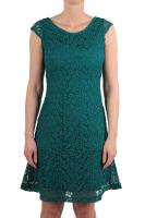 STREET ONE Spitzenkleid teal green