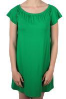 Street One Off Shoulder-Kleid pure green