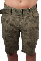 Eight2Nine Cargo-Shorts  khaki