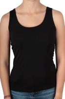 Street One Basic-Top Anni schwarz