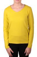 Cecil weicher Pullover mit V-Ausschnitt wild lime