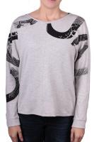 Cecil weicher Pullover cremeweiß