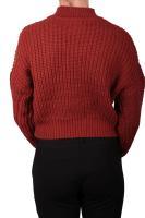 Hailys Crop-Pullover Emma caramel