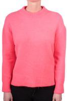 Street One kuschliger Pullover neon coral